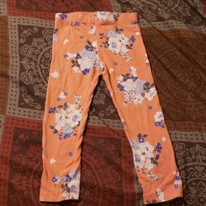 👑 Toddler Leggings 4T